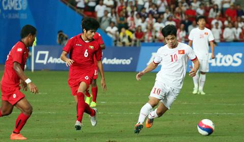 [Seagames 26] Bán kết 2 - U23 Indonesia 2-0 U23 Việt Nam - Hay nhưng họ hay hơn