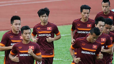Danh sách U23 Việt Nam dự vòng loại U23 châu Á đã được chốt xong.