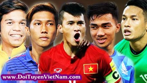 10 cầu thủ đáng chú ý nhất tại AFF Suzuki Cup 2016