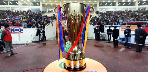 AFF Cup được FIFA tính điểm xếp hạng từ năm nay
